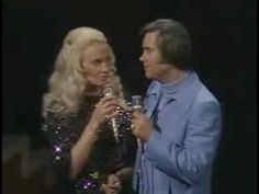 George Jones and  Tammy Wynette- Golden ring- RIP Possum you will be sorely missed