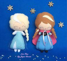 Irmãs Frozen