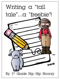 Tall Tales..Identifying and Writing! freee