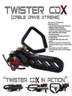 Twister CDX