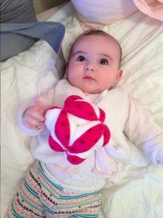 Pendant ma grossesse, j'ai pas mal trainé sur Pinterest et j'ai repéré pleins de tuto de couture, qui me font tous très envie, vous pouvez les retrouver ICI !!! Et il y en avait un que…
