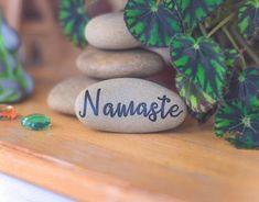 Meditation Altar, Meditation Stones, Namaste Art, Low Maintenance Garden Design, Just Magic, Yoga Decor, Yoga Gifts, Modern Bohemian, Decorating Your Home