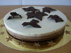 pastís de 3 xocolates