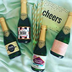 9 besten Sekt- und Weinflaschen mit individuellen Etiketten Bilder ...