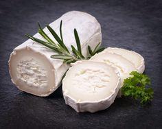 Los beneficios del queso de cabra.