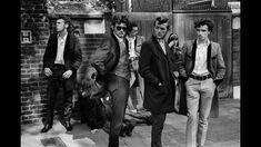 Available for sale from Magnum Photos, Chris Steele Perkins, The Teds 30 × 40 in Teddy Boys, Youth Culture, Skinny Ties, Magnum Photos, Documentary Photography, Old Women, Vintage Prints, Documentaries, Artsy