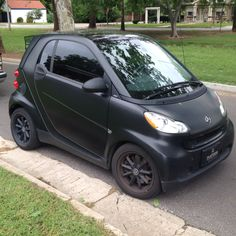 The Smart Fortwo Went All Out For This One This Brabus