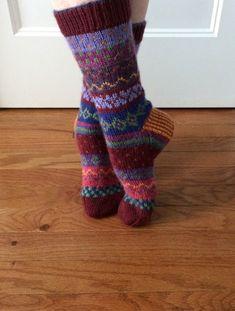 Cute and Cozy Wool blend Socks. Knitting Socks, Hand Knitting, Knit Socks, Handmade Gifts For Her, Handmade Shop, Small Gifts For Women, Alpaca Socks, Polka Dot Socks, Socks For Sale