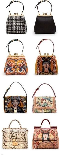 Dolce and Gabbana Handbags ♥✤ | Keep the Glamour | BeStayBeautiful