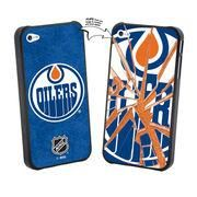 #Valentines #AdoreWe #Shop.NHL.com - #Pangea Edmonton Oilers Broken Glass Lenticular iPhone 5 Case - AdoreWe.com