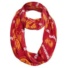 Washington Redskins Women's Team Logo Infinity Scarf - $24.99