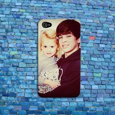 Hayes and Skylynn Grier Cute Phone Case iPhone Cover