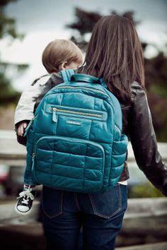 Companion Backpack in Plum by Twelve Little - RosenberryRooms.com
