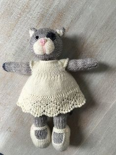 Choopy knitting project by Florence Merlin - What a lovely project uploaded in our LoveKnitting Community - upload your projects too and share them with other makers!