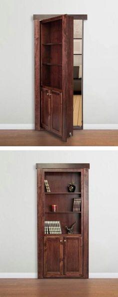 Mi sueño: una puerta oculta.