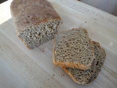 Soaked 100% Whole Wheat Bread for Breadmaker/Bread Machine