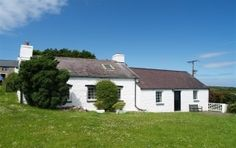 Whitewashed cottage with sea views - Poppit Sands - near St Dogmaels - Pembrokeshire