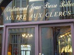 restaurants in burgundy france   Le Pré aux Clercs in Dijon, Michelin starred restaurants in Burgundy