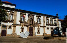 El convento de Santa Clara en Guimaraes ~ Turismo en Portugal