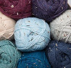 Stroll Tweed Sock Yarn, any color way. 2 skeins required for 1 pair of socks - Knit Picks