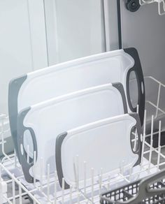 (This is an affiliate pin) HOMWE Easy Grip BPA Free Non Porous Dishwasher