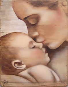 316 Best Mother And Child Art Images Mother Child Mother Son