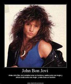 John Bon Jovi - desmotivaciones.es