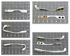 Here are images of the next version of Google Glass