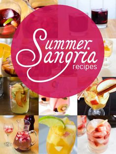 Sangria Summer: 11 Twists on a Timeless Classic   Blog   NoshOnIt