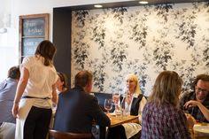 Eden Hill #restaurant #seattle #seattlerestaurant #design #server Seattle Restaurants, Queen Anne, The Neighbourhood, Photo Wall, American, Design, The Neighborhood, Photograph