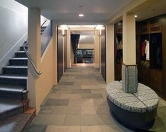 How to Finish Your Basement and Basement Remodeling Finishing your basement can almost double the square foot living space of your home. A finished basement can include new living space such as a r… Basement Remodel Diy, Basement Renovations, Home Remodeling, Basement Pole Ideas, Basement Decorating, Basement Plans, Basement Bedrooms Ideas, Basement Layout, Rustic Basement