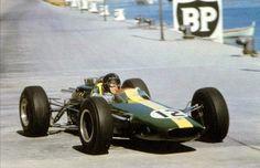 1964 GP Monaco (Jim Clark)Lotus 25 - Climax