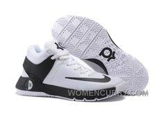 "the best attitude 7b7ce f844d Nike KD Trey 5 IV ""Team"" White Black Mens Basketball Shoes Top Deals Aw5dHma"