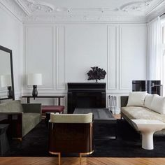 French luxury furnishings brand Liaigre looks to its fourth decade with a renewed focus on impeccable detailing and craftsmanship. Furniture, Luxury Furniture Brands, Home, Luxury Furniture, Furniture Arrangement, Living Room Trends, Luxury Interior, Furniture Design, Room Layout