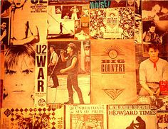 Golden age of a mis-spent youth............U2, Big Country, Howard Devoto (Magazine), The Undertones & The Psychedelic Furs etc