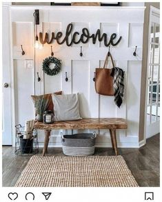 : 33 Popular Modern Farmhouse Home Decor Ideas. Vintage indian trunks cladded with iron connectors and brass medallions farmhouse chic insides update your style by simply utilizing old … halloween decoration 33 popular modern farmhouse home decor ideas Home Interior, Interior Design Living Room, Living Room Designs, Living Room Decor, Bedroom Decor, Wall Decor, Decor Room, Scandinavian Interior, Interior Architecture