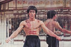 Bruce Lee - Enter the Dragon - He reshaped fitness, martial arts and Asian style