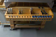 (3) Mft3 tool caddy