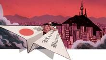 Go east young man (DREW SHANNON FOR THE GLOBE AND MAIL)