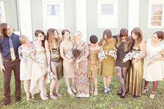 Boho Everglades Wedding: Kaysie + Casey | Green Wedding Shoes Wedding Blog | Wedding Trends for Stylish + Creative Brides