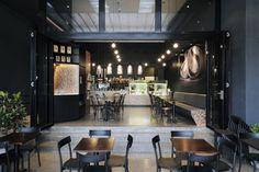 Sonoma Cafe Woollahra by U+I Building Studio, Sydney - Australia
