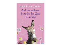 """""""Auf  der anderen Seite ist das Gras viel grüner"""" von Kerstin Gier #Roman #Liebe #Weltbild"""