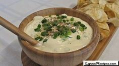 Ted's Montana Grill's Creamy Ranch Onion Dip.