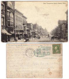 Massillon Ohio, Stark County, Canton Ohio, Family Images, Vintage World Maps, Nostalgia, History, Sweet, Photos