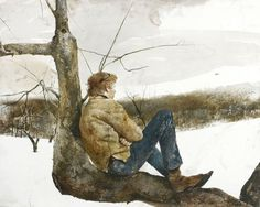 Andrew Wyeth, Afternoon Flight