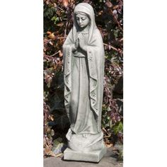 Campania International Madonna Cast Stone Garden Statue