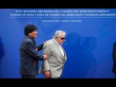 JOSE PEPE MUJICA Y SU ULTIMO DISCURSO EN MERCOSUR - LAST SPEECH BY THE P...