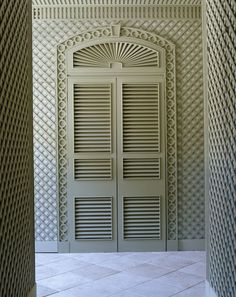 moroccan style doors done contemporary - Google Search