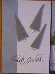 Kuvahaun tulos haulle joulukorttimalleja askartelu