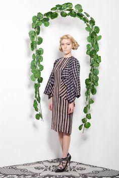 Gelfer A/W 2013 www.gelferdesign.com Short Sleeve Dresses, Dresses With Sleeves, Handmade Art, Colours, Pattern, Vintage, Design, Fashion, Moda